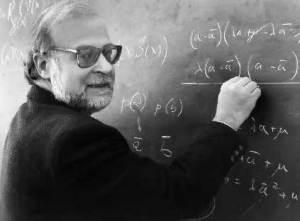 Il Prof. Giuseppe O. Longo